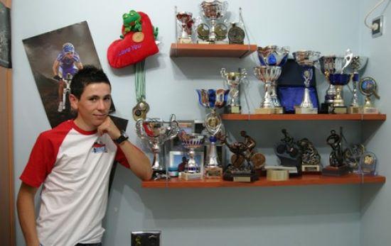 Ridao acumula múltiples triunfos en su primer año como junior/larinconada.es
