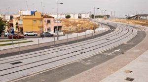 Además del tranvía de Alcalá, también sufrirán retrasos en sus obras el de Dos Hermanas y el Aljarafe/PA.