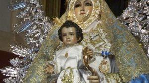 La Virgen del Águila, Patrona de Alcalá de Guadaíra