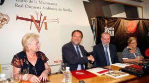 Monteseirrín devolverá a Sevilla la esencia de la ópera. /sa