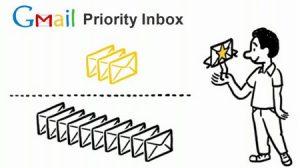 'Priority Inbox' permite priorizar los correos electrónicos recibidos según lo más o menos importantes que sean./SA