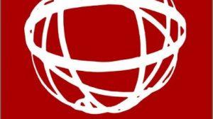 Logotipo elegido por la iniciativa ciudadana para la celebración, representando una esfera armilar