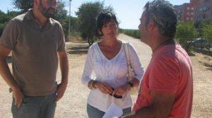 """La andalucista exige a las administraciones que preserven los restos romanos """"abandonados"""" del Parque del Tamarguillo"""