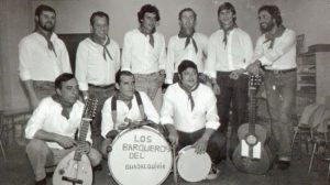 Los barqueros del Guadalquivir