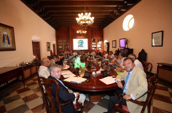 Consejo de Administracion de Emasesa/Sevilla Actualidad.
