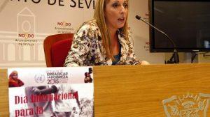 Cristina Galán, delegada de Cooperación al Desarrollo
