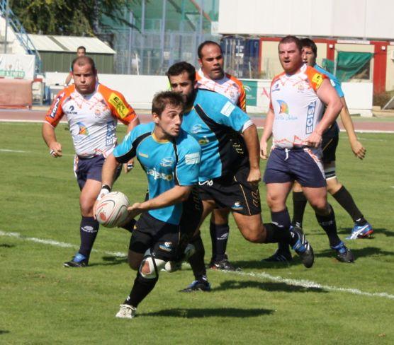 Los locales no pudieron con La Vila (20-30)