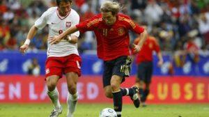 El jugador internacional es un fijo en los partidos de la selección/SevillaFC