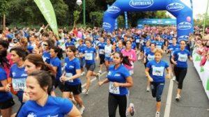 La carrera recorrió el entorno del Parque de María Luisa/Juan José Úbeda