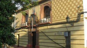 La casa del Pósito es actualmente la sede de Radio Guadaíra/AndalucesdeAlcalá.