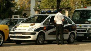 Agentes de la Policía Nacional detuvieron a los presuntos ladrones tras varias denuncias