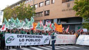 El sindicato CSI-F pide estabilidad laboral y critica la pérdida de los derechos adquiridos/CSI-F