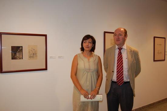 La exposición en el museo alcalreño podrá visitarse hasta el 1 de noviembre