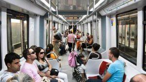 En el tercer trimestre del año se ha incrementado en un 53,6 por ciento el número de viajeros transportados
