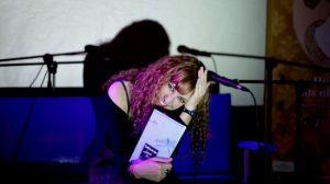 Laura Rosal, columnista de Sevilla Actualidad, forma parte de Perfopoesía 2010