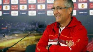 Gregorio Manzano ha estudiado a conciencia al rival de hoy/SevillaFC