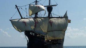 La Nao Victoria fue la única nave de las 5 que completaron la expedición de Magallanes y Elcano
