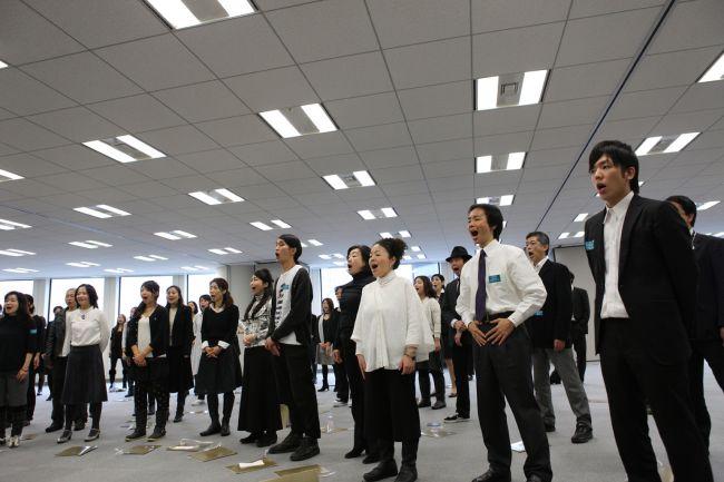 Fotograma perteneciente a 'Complaints Choirs Project'/CAAC