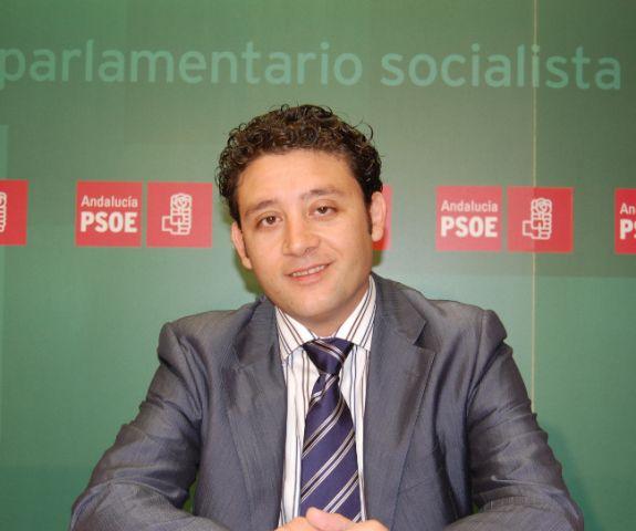 Rafael Velasco ha dimitido como parlamentario andaluz/PSOE