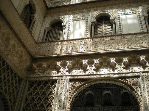 El plan pretende recuperar espacios dentro del Alcázar, como son el Jardín del Crucero y el Patio de la Contratación./Foto de archivo