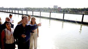 Las investigaciones realizadas por la Comisión Científica durante 2 años han estudiado los aportes fluviales, la dinámica mareal, salinidad y turbidez, ecosistemas, desembocadura, etc./SA