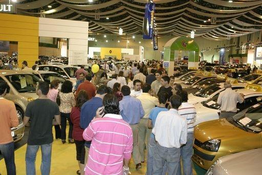 Se prevee que en la exposicion se alcance los 80.000 visitantes/FIBES.