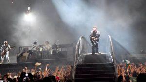 Bono y los suyos congregaron a más de 80.000 incondicionales en Sevilla/Tom Raftery