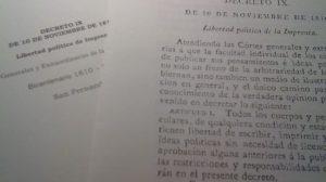 El texto, de casi plena vigencia, cumple 200 años