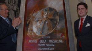 Cartel de los armaos de la Macarena/Sevilla Actualidad