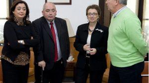 Consejera y sindicatos han mantenido esta mañana un encuentro en San Telmo