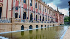 Fachada trasera del Palacio de San Telmo/JAEstepa/Flickr.com