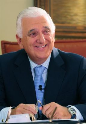 Santiago Herrero, presidente de la CEA y candidato para la presidencia de la CEOE. /SA