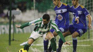 El gol de Jorge Molina da esperanzas para el partido de vuelta/Antonio Pizarro