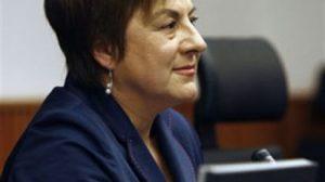 Cándida Martínez, portavoz socialista en la Comisión de Educación en el Congreso de los Diputados y ex consejera de Educación de la Junta de Andalucía. /SA