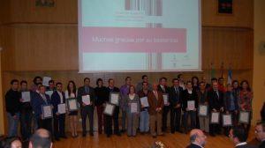 Entrega de certificados ISO a las empresas pymes de Alcalá