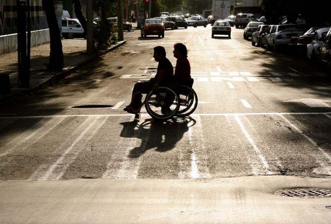 La jornada reivindicará la sociedad sin barreras/Angeloux en Flickr
