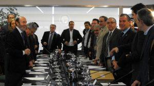 El objetivo de la Mesa del Río es prevenir nuevas inundaciones como las sucedidas la semana pasada en varias localidades andaluzas./SA