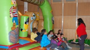 El salón recibirá en estos tres días a un total de 1.500 personas/CiudadAlcalá.