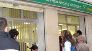 El número de parados en Andalucía asciende a 921.334 personas, según los datos del Instituto Nacional de Empleo (INEM)