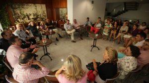 El Partido Popular y la Confederación de Empresarios de Sevilla han sido las voces más críticas ante el Plan Centro/Foto de archivo