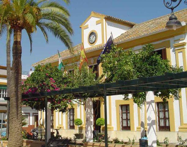 Imagen del Ayuntamiento de Guillena