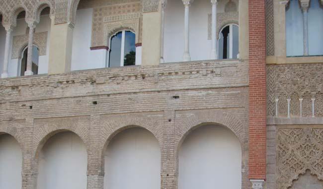 Los trabajos de restauración comenzaron en 2005