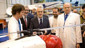 El presidente de la Junta ha inaugurado el Centro Avanzado de Sevilla