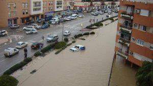 A mediados del pasado diciembre, antes de las últimas inundaciones de 2010, el daño se cuantificó en 18 millones de euros/Foto de archivo
