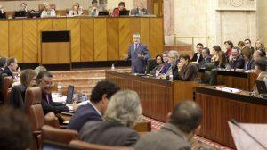 Los socialistas han presentado 32 enmiendas, los populares 42 e Izquierda Unida 85. /SA