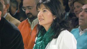 La andalucista forma parte de una lista en la que también se incluyen empresarias y una periodista