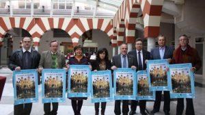 Las autoridades presentan el cartel del Abierto Internacional de Ajedrez/SA