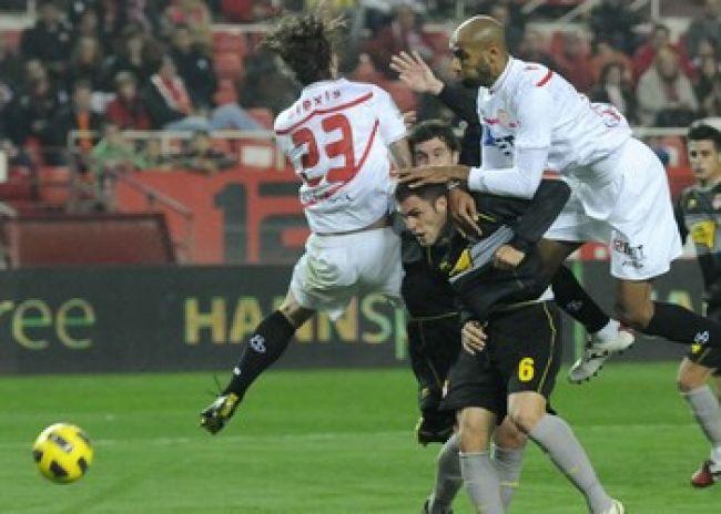 El Sevilla cae en Nervión ante el Espanyol/SevillaFC