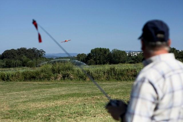 Los aficionados al aeromodelismo podrán disfrutar de este deporte en Écija/Flickr