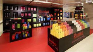 Colores y formas para elegir en esta boutique del papel higiénico